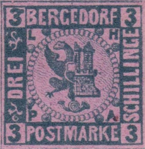 Bergedorf_1861_3Schillinge_Forgery9