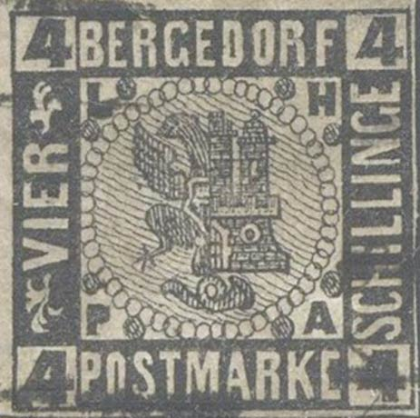 Bergedorf_1861_4Schillinge_Forgery4