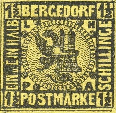 Bergedorf_1872_1.5Schilling_Moens_Reprint
