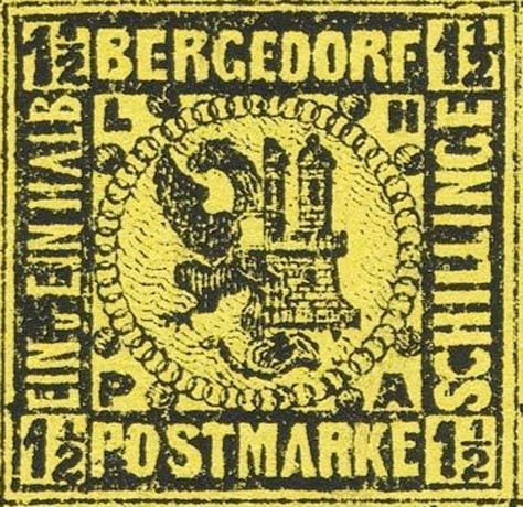 Bergedorf_1887_1.5Schilling_Moens_Reprint