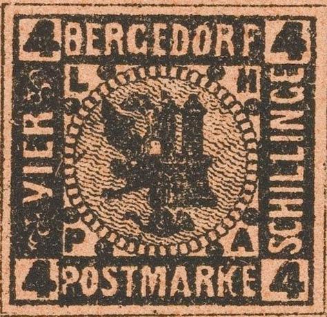 Bergedorf_1887_4Schillinge_Moens_Reprint