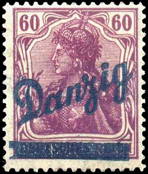 Danzig_1920_Germania_60pf_Forgery