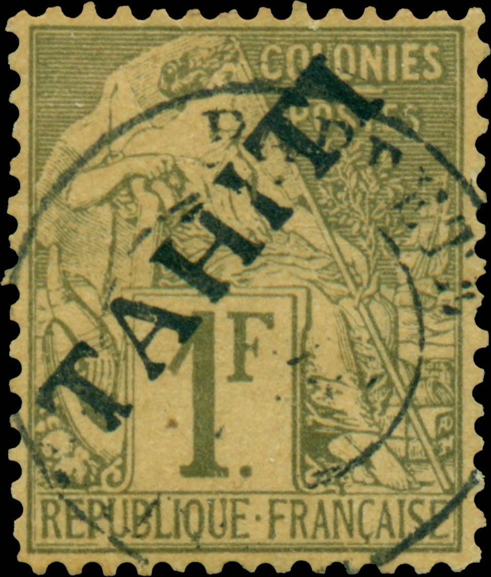 Tahiti_1893_1f_Forgery
