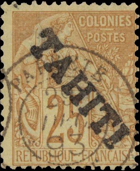 Tahiti_1893_25c_Genuine