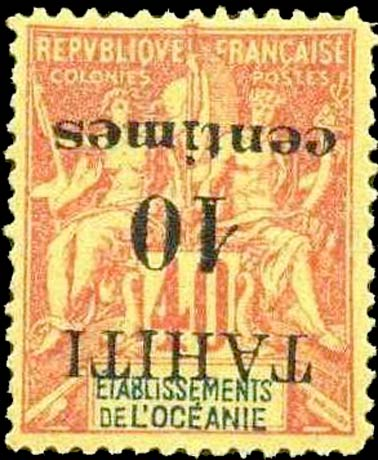 Tahiti_1903_10c-on-40c_Forgery