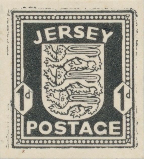 Jersey_1940_1d_Essay_Genuine