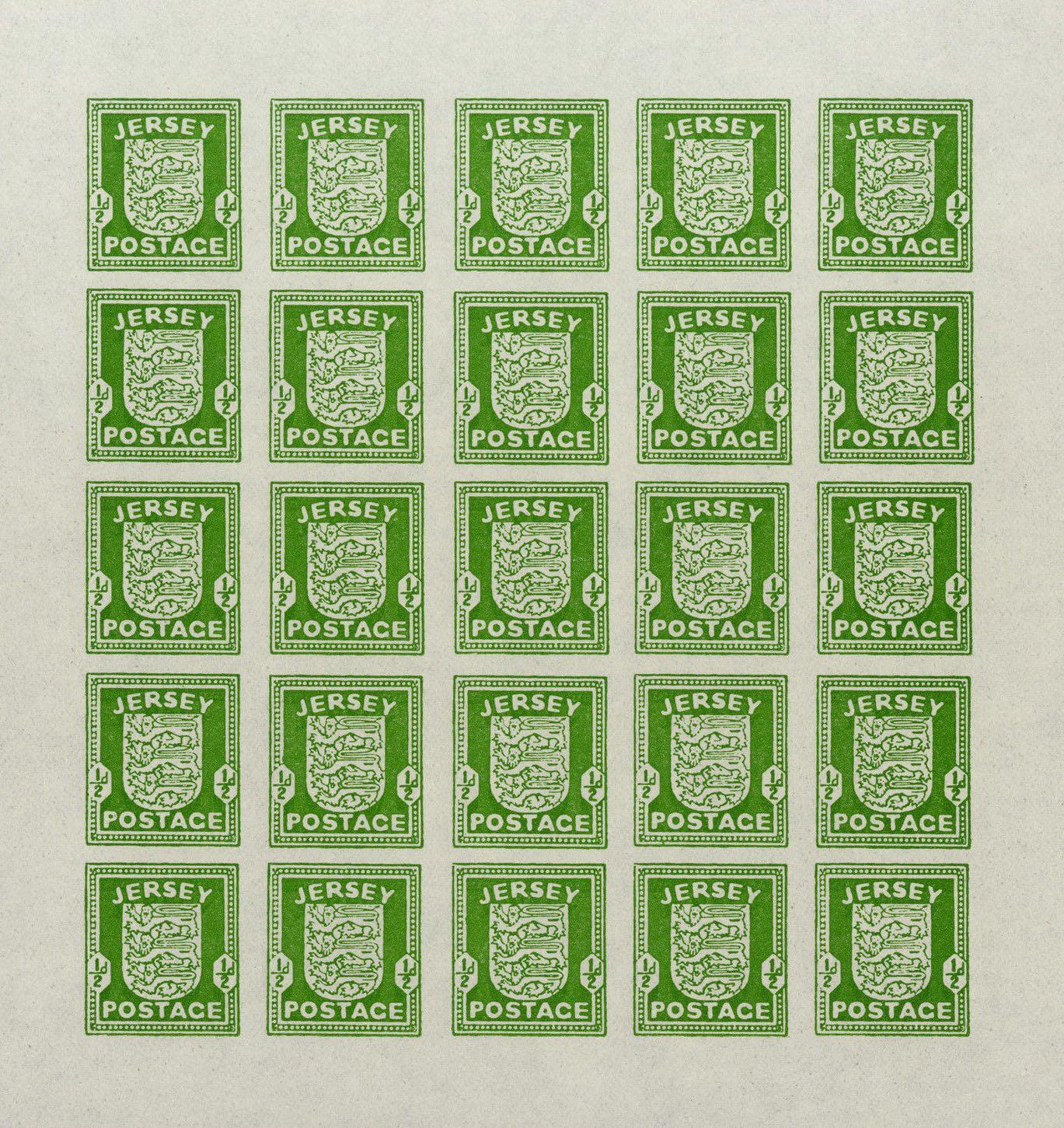 Jersey_1941_half-d_Sheet_Forgery
