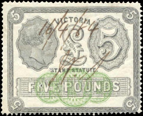 Victoria_1870_Stamp_Duty_5pounds_Genuine