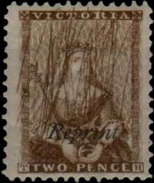 Victoria_1891_Half-Length_2p_Reprint