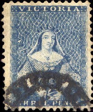 Victoria_1891_Half-Length_3p_Reprint