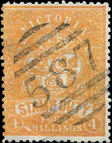 Victoria_Stamp-duty_4s_forgery1