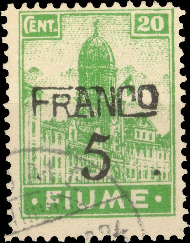 fiume_1919_city-hall_20c_forgery_type3