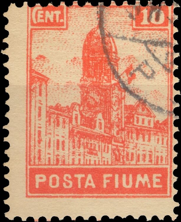 fiume_1919_city_hall_posta_fiume_10c_forgery