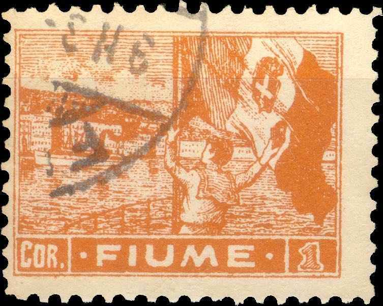 fiume_1919_harbor_1cor_forgery_type_3