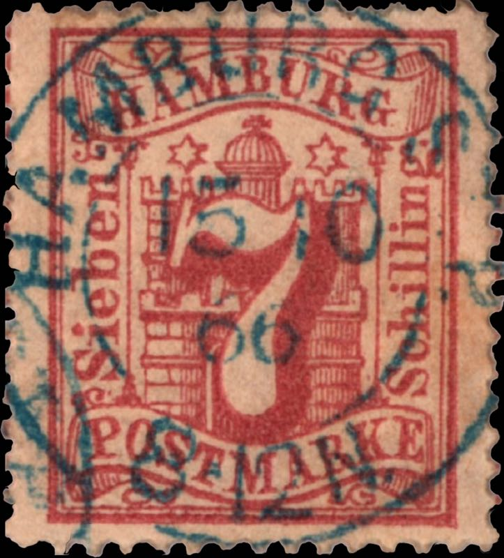 hamburg_1867_7schilling_genuine
