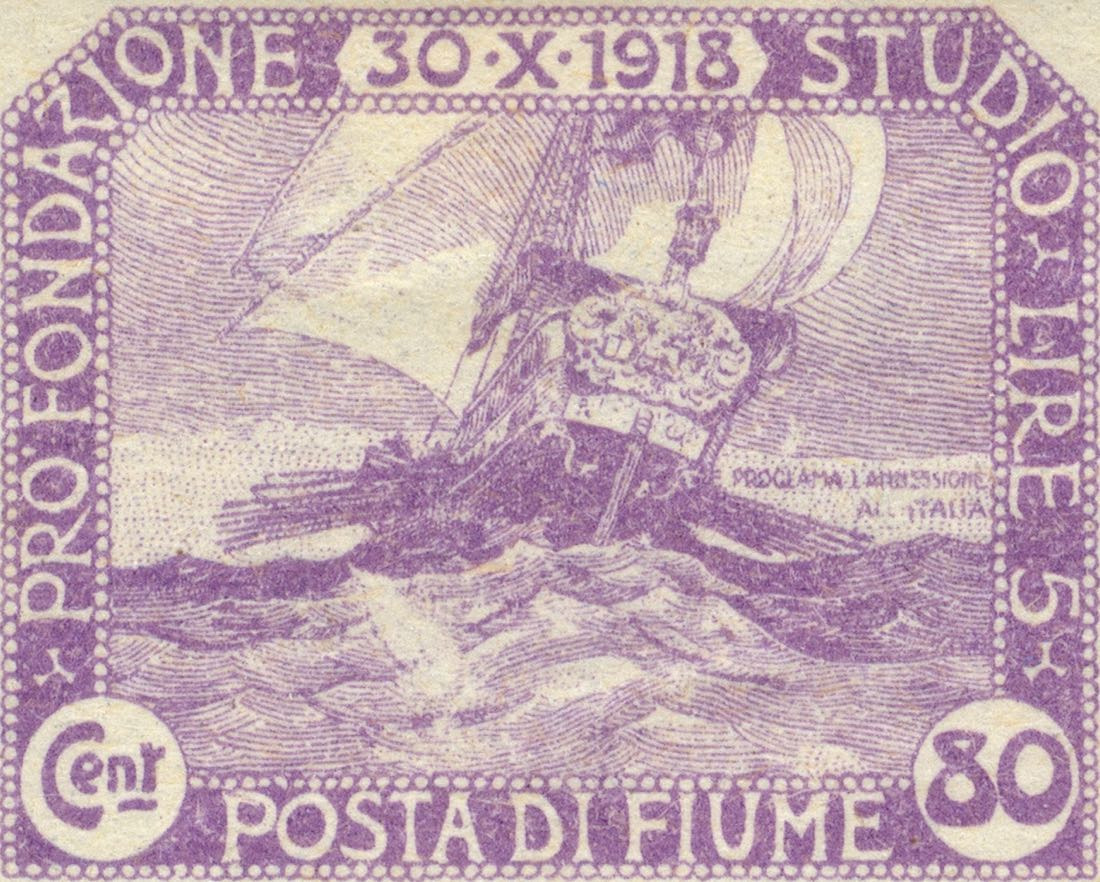 fiume_1919_student_fund_80c_genuine
