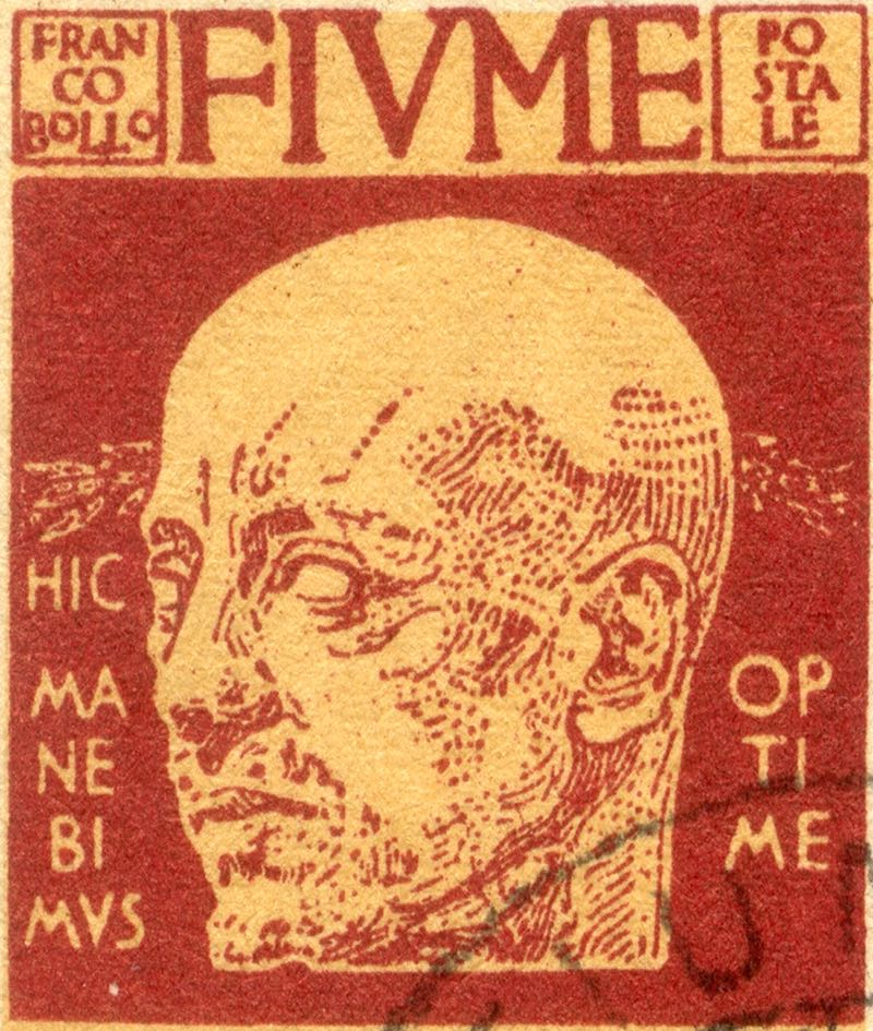 fiume_1920_gabrielle_d-annunzio_10c_forgery_type3