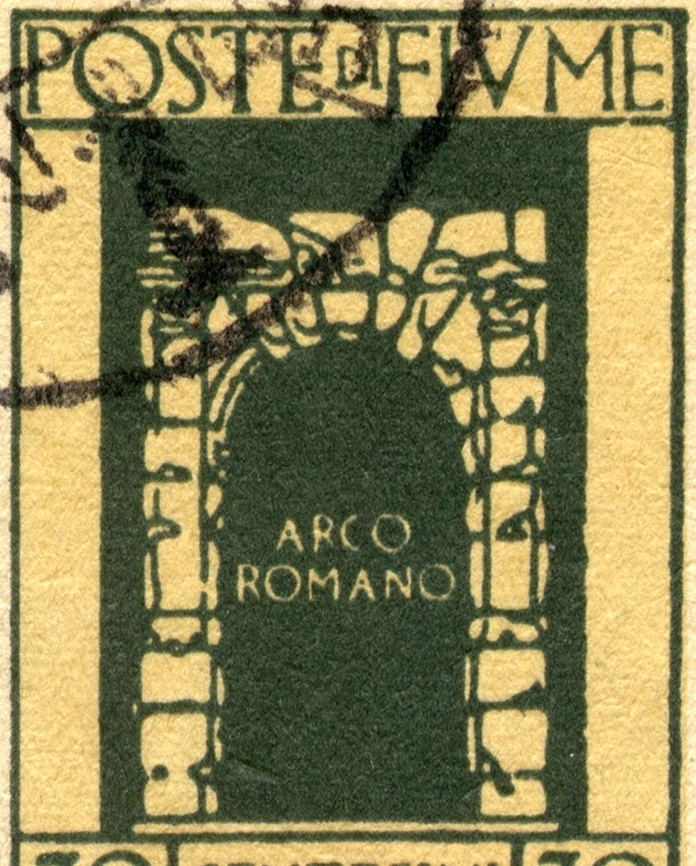 fiume_1923_roman_arc_forgery_type2