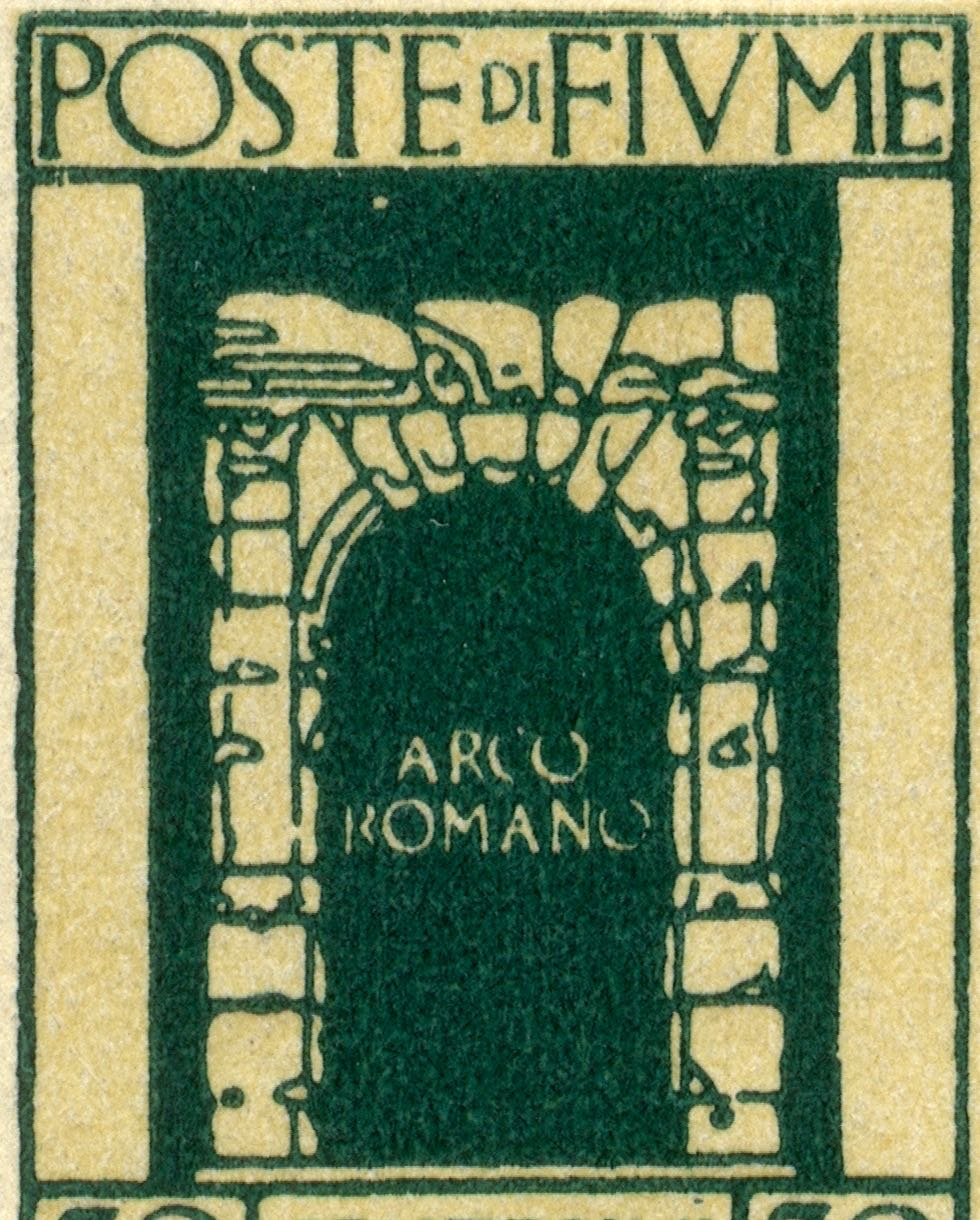 fiume_1923_roman_arc_genuine
