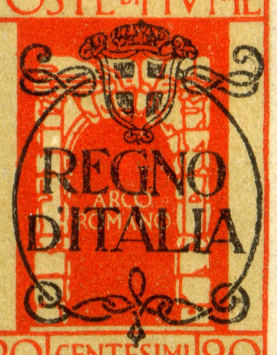 fiume_1924_regio_ditalia_overprint_genuine
