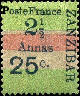 Zanzibar_French_Post_1897_25c-2.5c_Forgery6