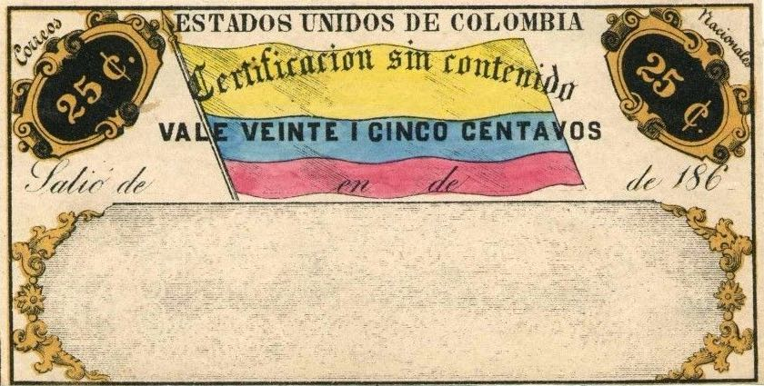 Colombia_1865_Cubiertas_25c_Forgery2
