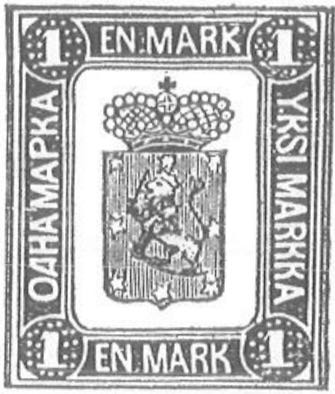 Finland_1867_1mark_Torres_Illustration
