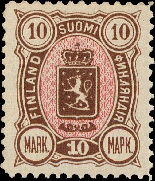 Finland_1889_10m_Genuine