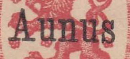 Finland_Aunus_Overprint_Genuine