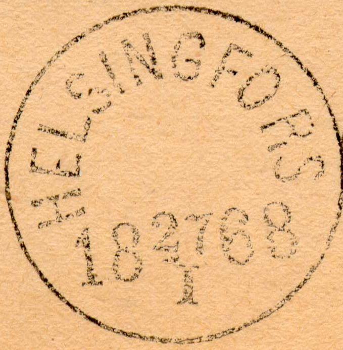 Finland_Fournier_Helsingfors_Forged_postmark