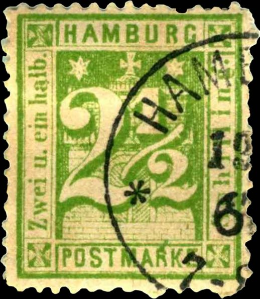 Hamburg_2.5s_Forged_Postmark1