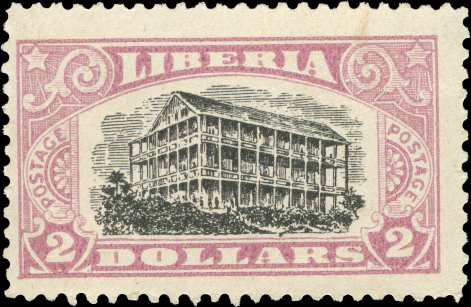 Liberia_1918_Pictorial_2dollars_Forgery