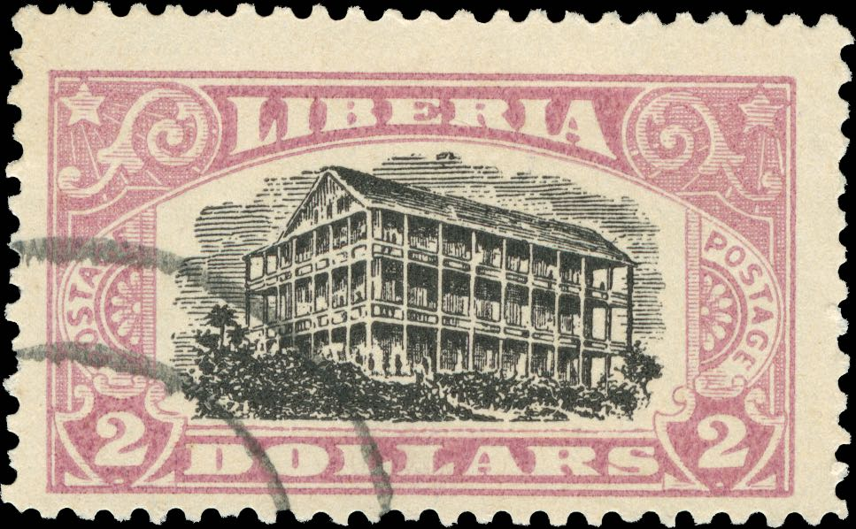 Liberia_1918_Pictorial_2dollars_Forgery2