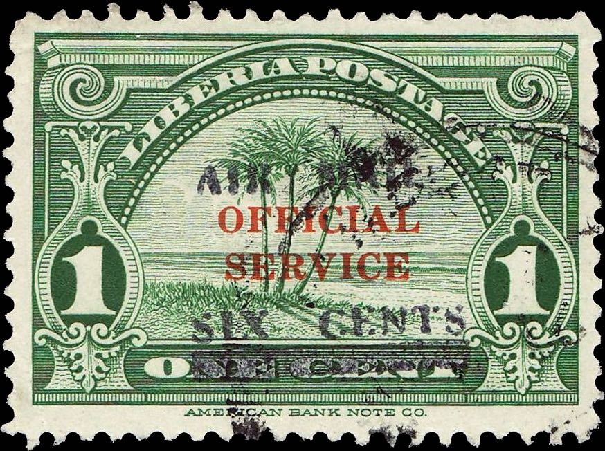Liberia_1939_Airmail_6c-on-1c_Forgery