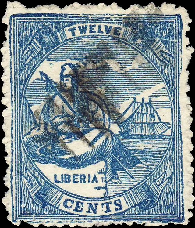 Liberia_Allegory_1st-series_12c_Torres_Forgery