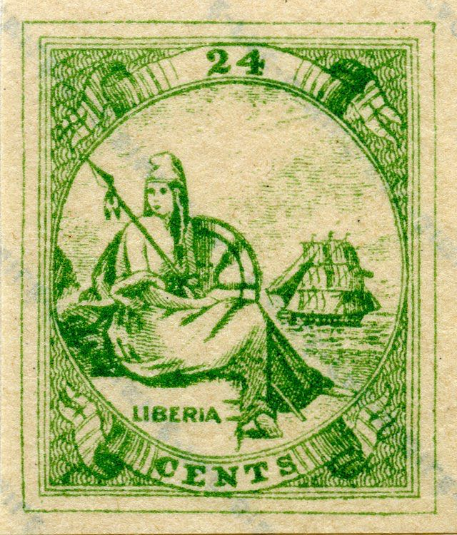 Liberia_Allegory_1st-series_24c_Fournier_Forgery2