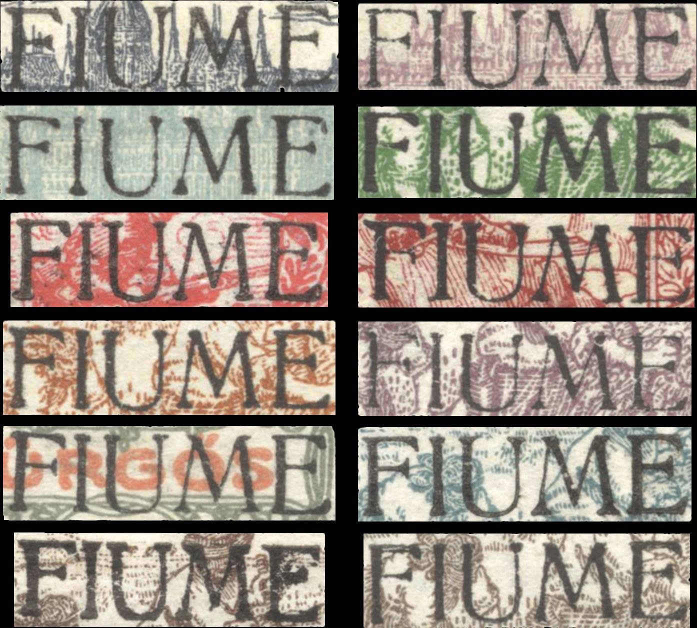 Fiume_Machine_Overprint_Forgeries