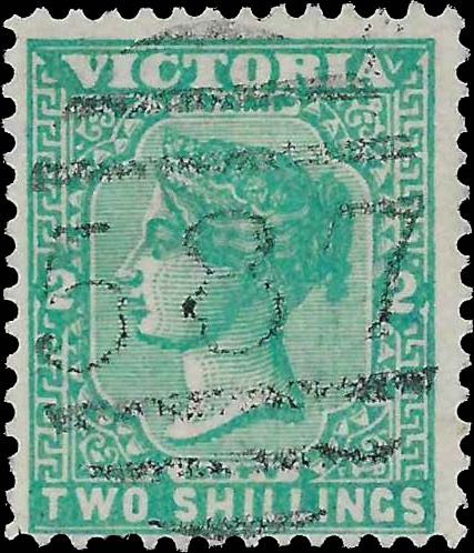 Victoria_Stamp_Duty_2s_Cobden_587_Forgery